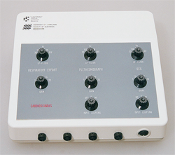 CARDIOSIGNALS - Signal-conditioning system for physiological signals