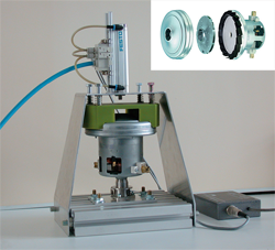 A prototype of a system for the quality assessment of electrical motors
